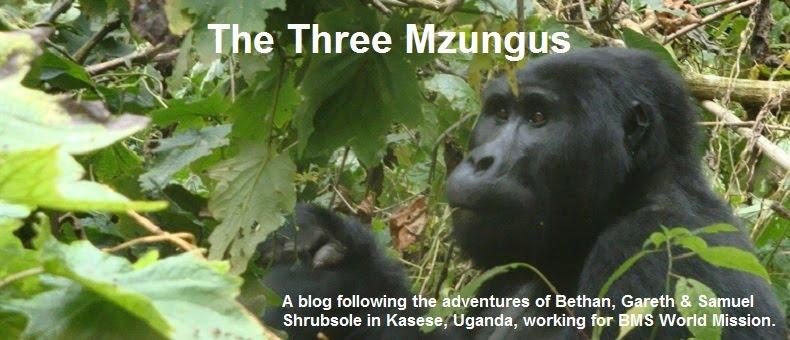 The Three Mzungus