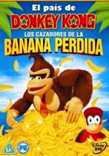 El pais de Donkey Kong: Los cazadores de la banana perdida – online 2013