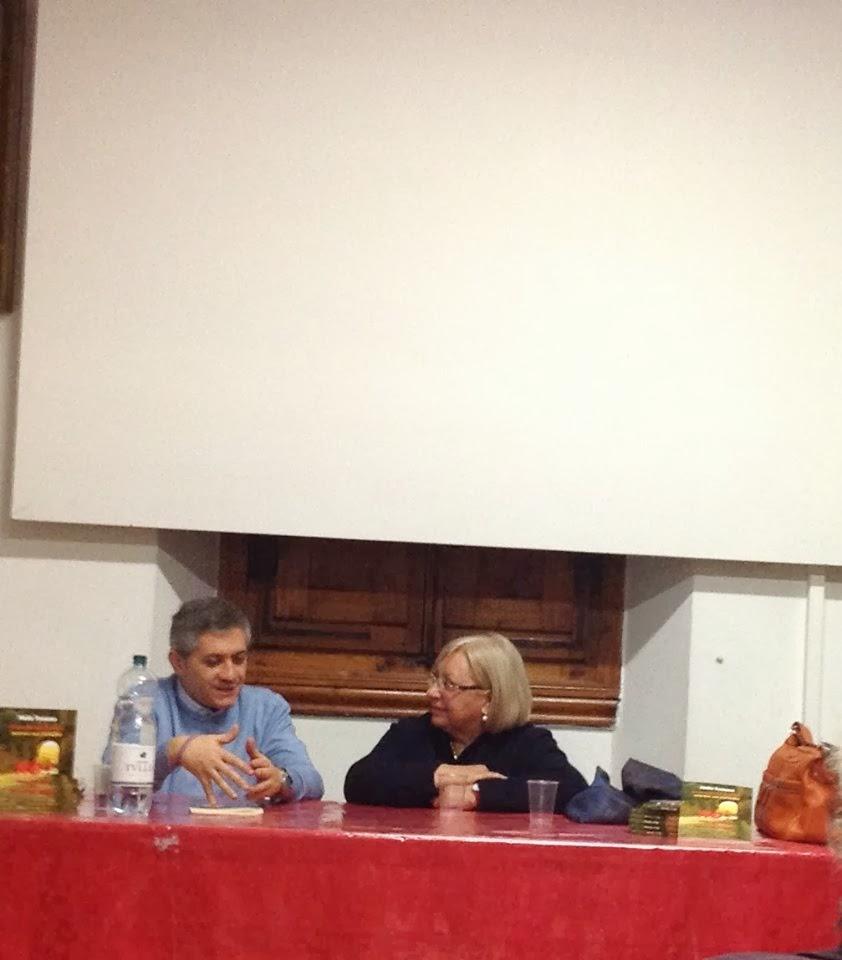 Presentazione del libro a Firenze