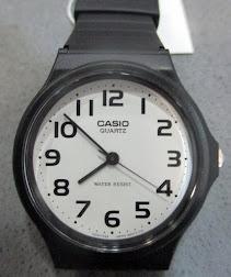 Reloj Casio, clásico