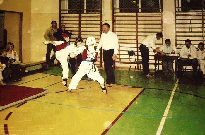 Oyama Karate, Lubsko, zawody, rywalizacja sportowa, walki karate, walka oyama