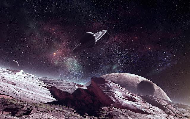 Planetas Fondos de Pantalla de Universo