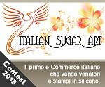 Contest italian sugar art