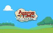 hora de aventura ! só no cartoon network ! a nova animação conta a história .