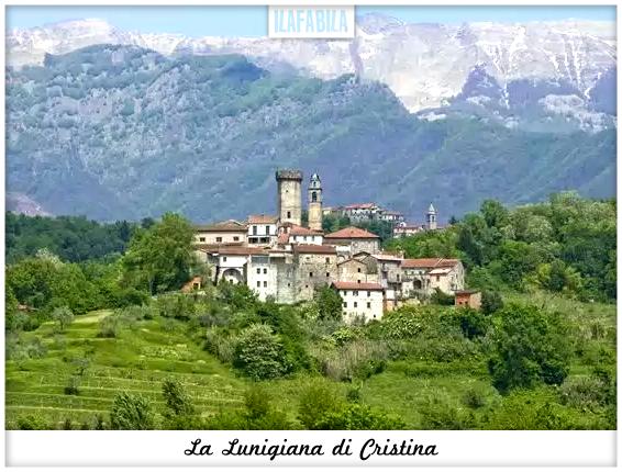 La Lunigiana di Cristina - Castello di Malgrate