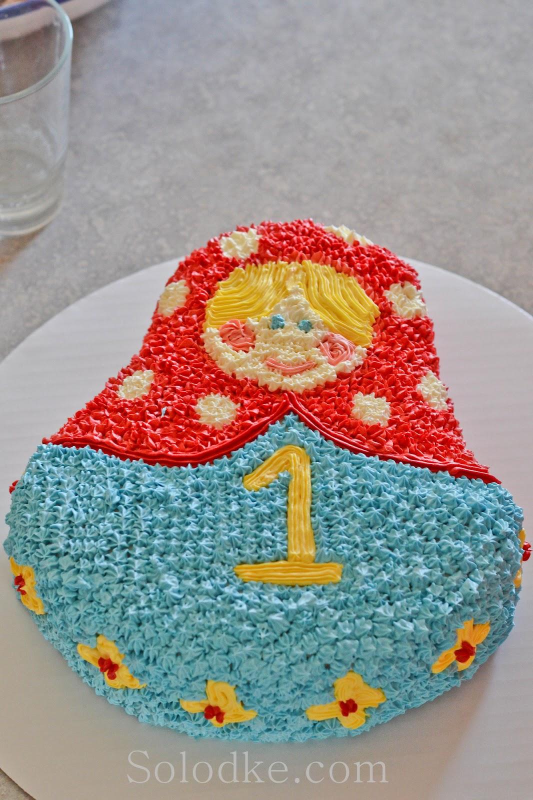 Детские торты для фото своими руками