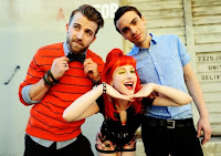 Paramore  without Farros