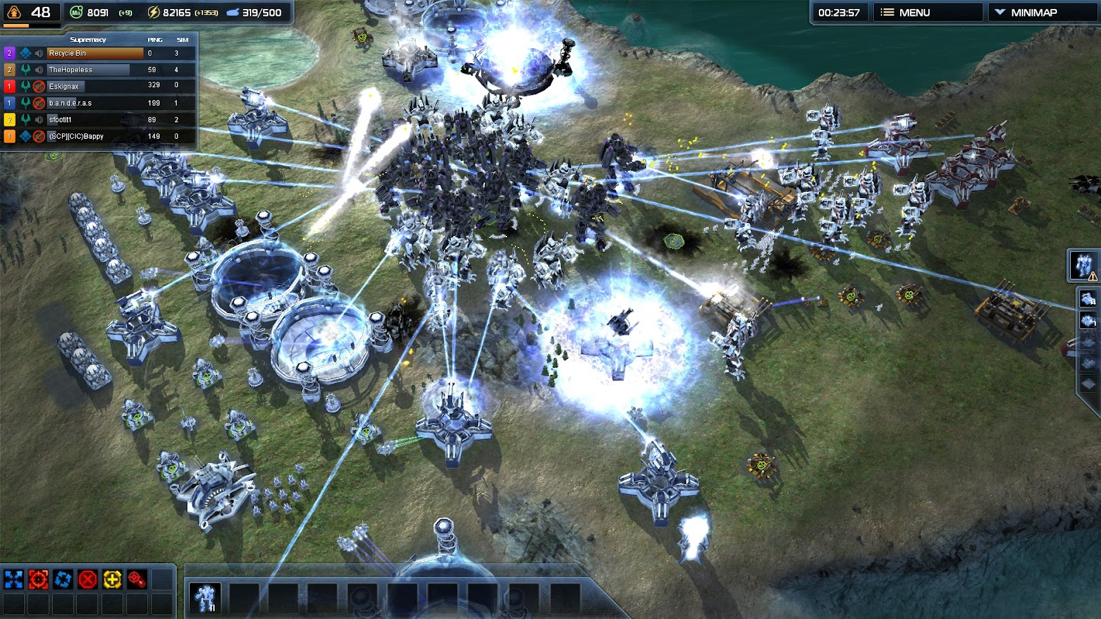 One a Day Tech!: Game overview: Supreme commander 2