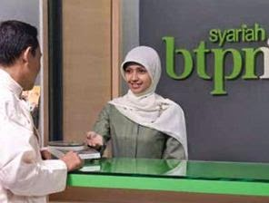 Lowongan Kerja SMA/SMK/D3/S1 di Bank BTPN Syariah