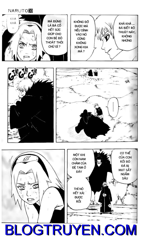Naruto chap 268 Trang 16 - Mangak.info
