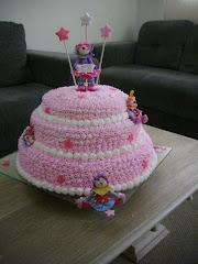 Aniversário de 1 aninho da linda Ana Bárbara