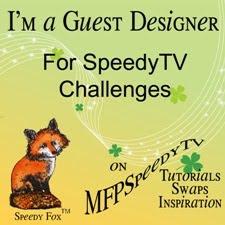 SpeedyTV Guest Designer
