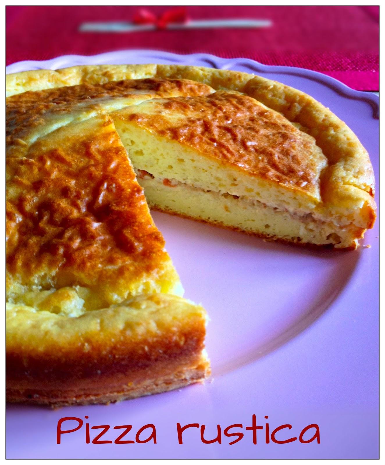Ricetta torta salata tonno e carciofini