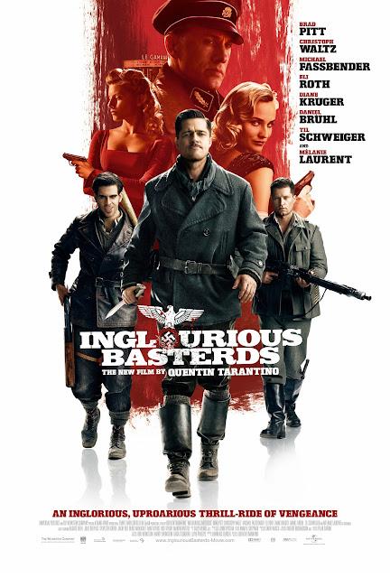 Inglourious Basterds UK  Premiere Invite