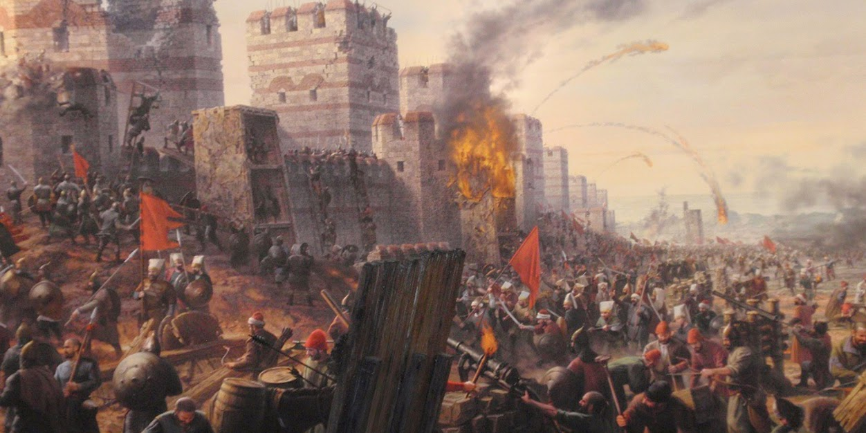 the history of the fourth crusade As a military operation, the fourth crusade stands out as one of history's great amphibious assaults twice the harbor wall of constantinople fell to direct assault from the ships of the venetian fleet in most land sieges.