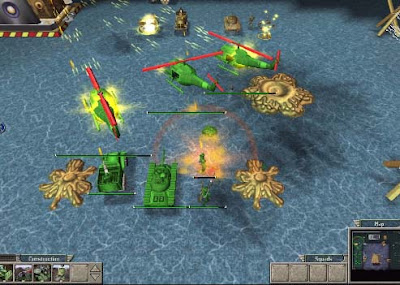 Free Download Games Army Men RTS Full Version For PC