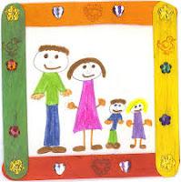 Gia đình hanh phuc - phong thuy nha o