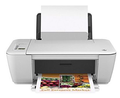 HP Deskjet 2540 all-in-one Driver Download