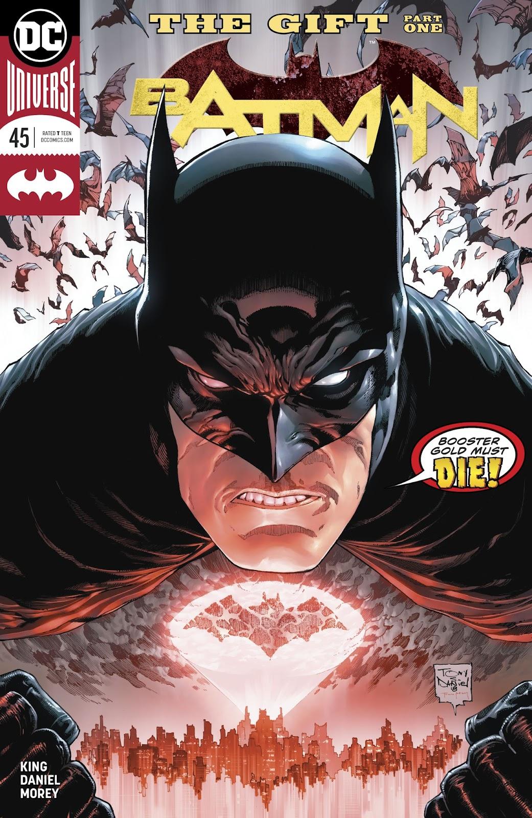 Batman (2016) 45 Page 1