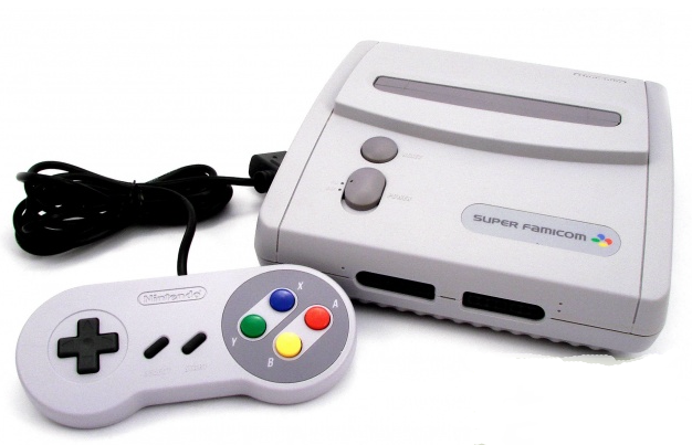 Both The Super Famicom And of
