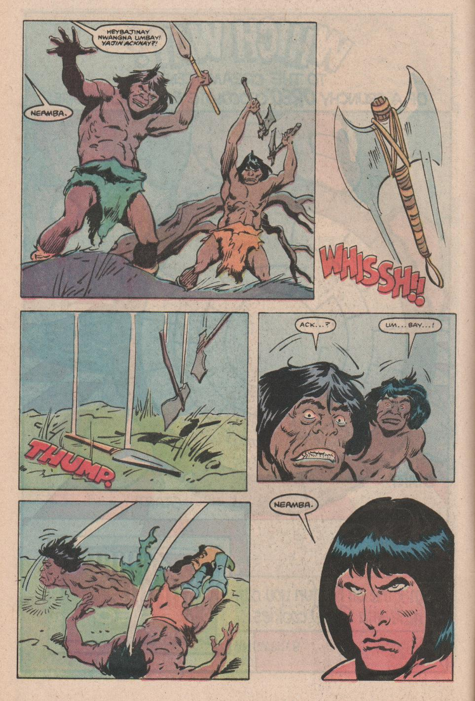 Conan the Barbarian (1970) Issue #172 #184 - English 6