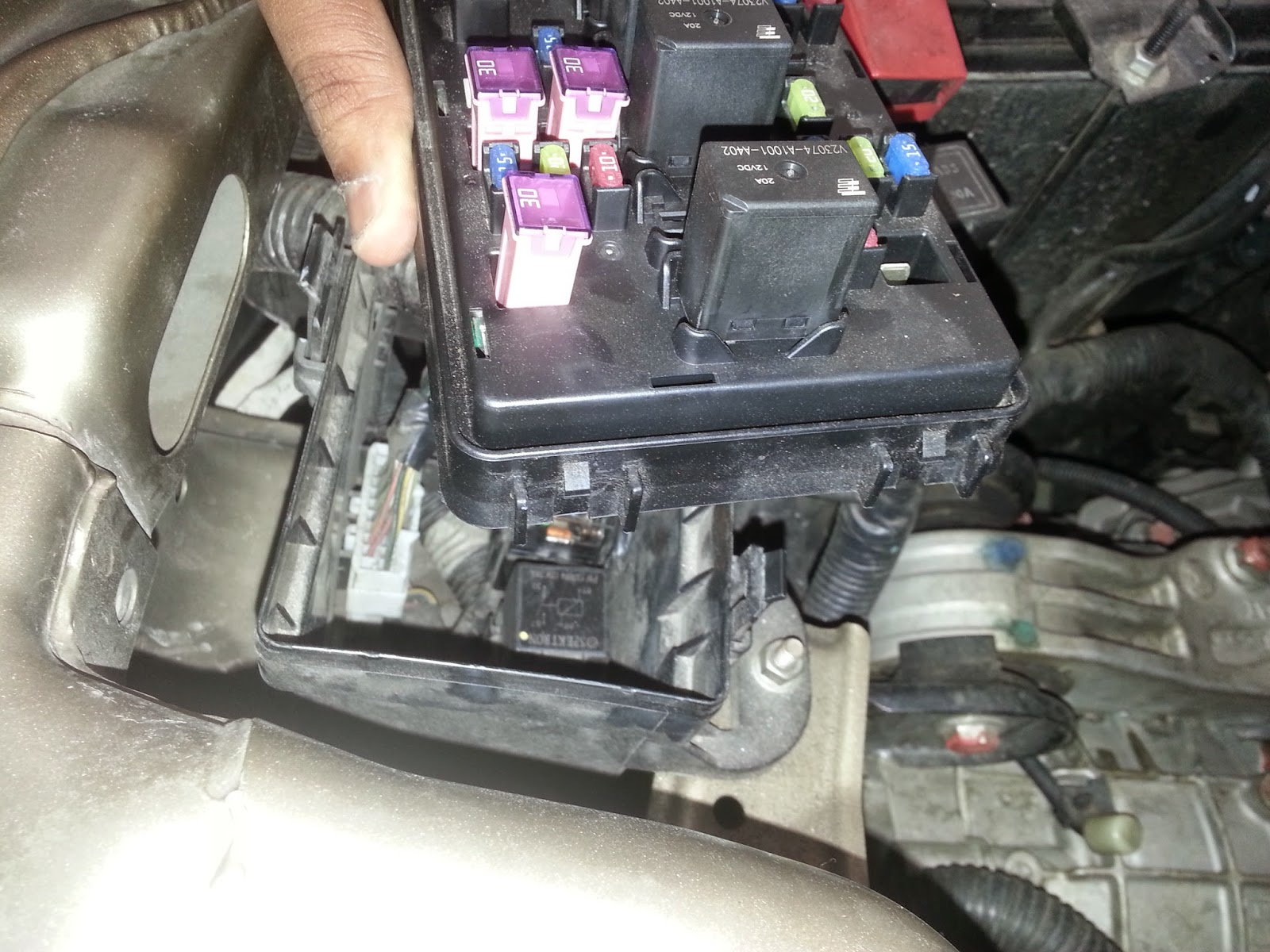 on 2002 Bmw 530i Fuse Box Diagram