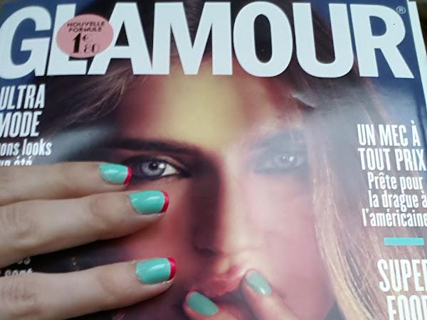 La French anti-déprime (inspiration Glamour)