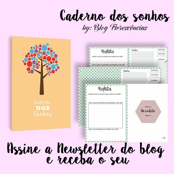 Assine a Newsletter do blog