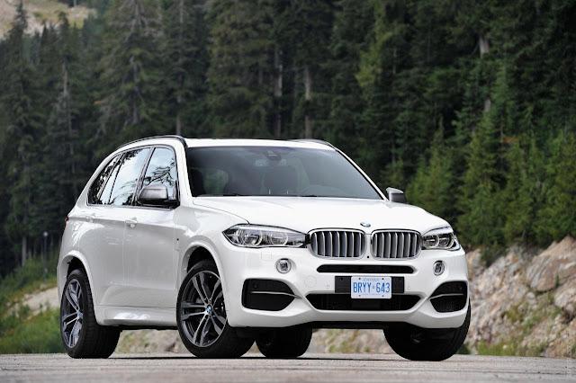 2014 BMW X5 M50d 2014