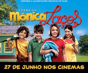 TURMA DA MÔNICA - LAÇOS