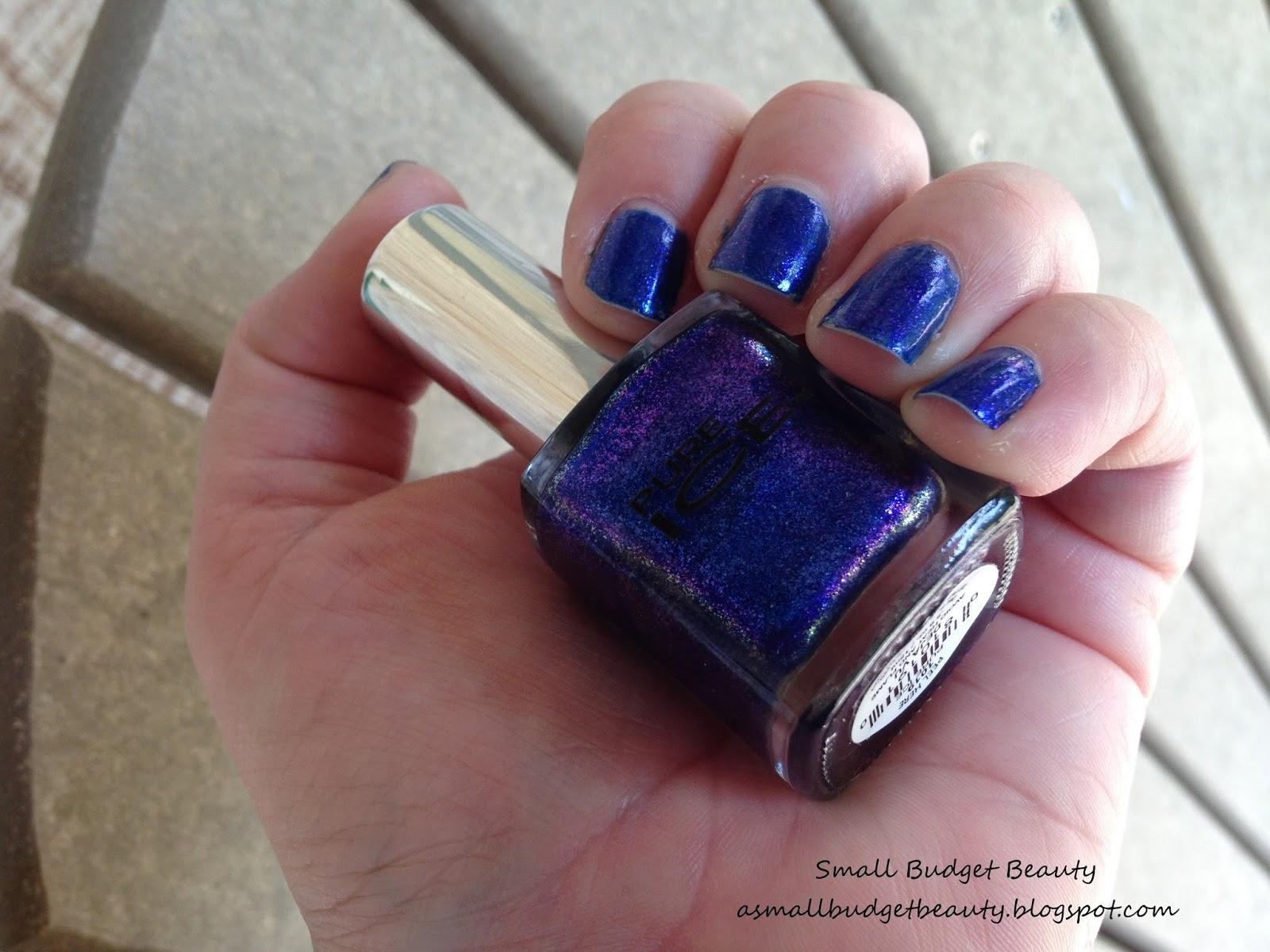 Small Budget Beauty: Pure Ice: Deja Vu