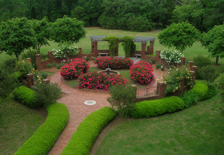 Rose Garden Design Submited Images