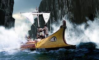 Τελικά υπήρξε χρυσόμαλλο δέρας! Ο μύθος του Ιάσονα και των Αργοναυτών ίσως βασίζεται σε μια αληθινή αποστολή των αρχαίων με σκοπό να μάθουν τα μυστικά της εξόρυξης χρυσού...