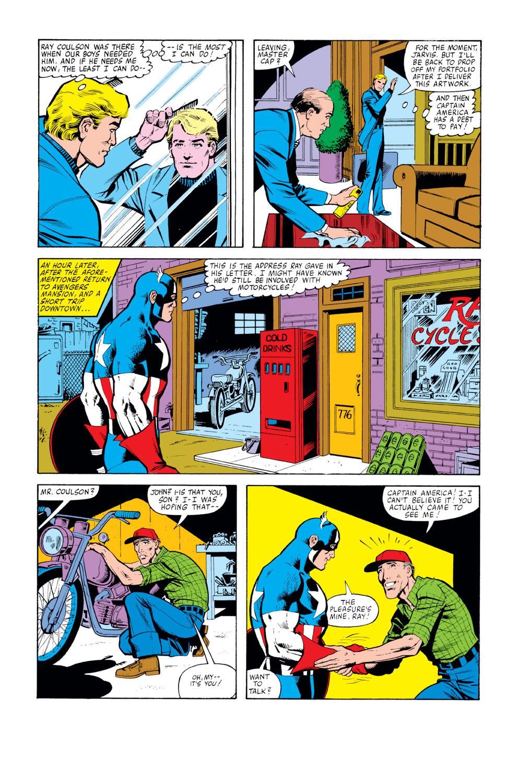 Captain America (1968) Issue #259 #174 - English 8