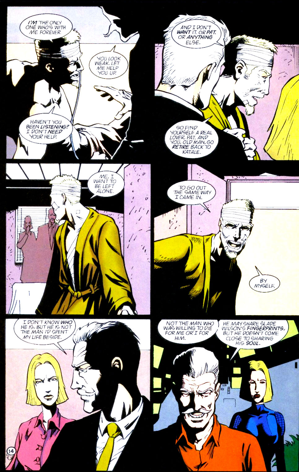 Deathstroke (1991) Issue #60 #65 - English 15