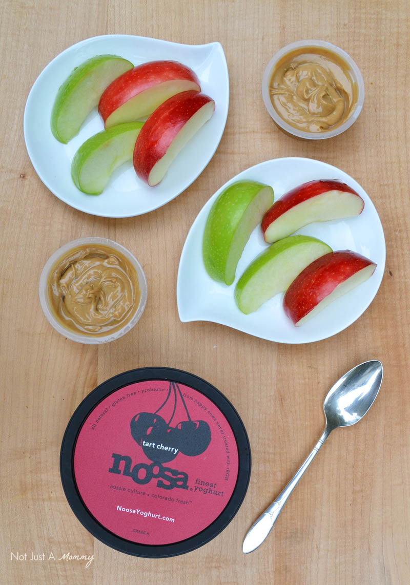 Tart cherry noosa yoghurt  for snack
