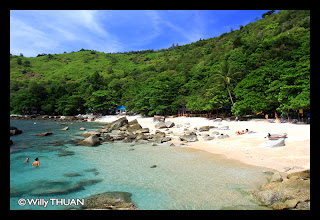 Ao Sane Beach in Phuket