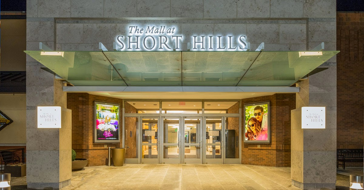 Shopping The Mall at Short Hills em Nova Jersey