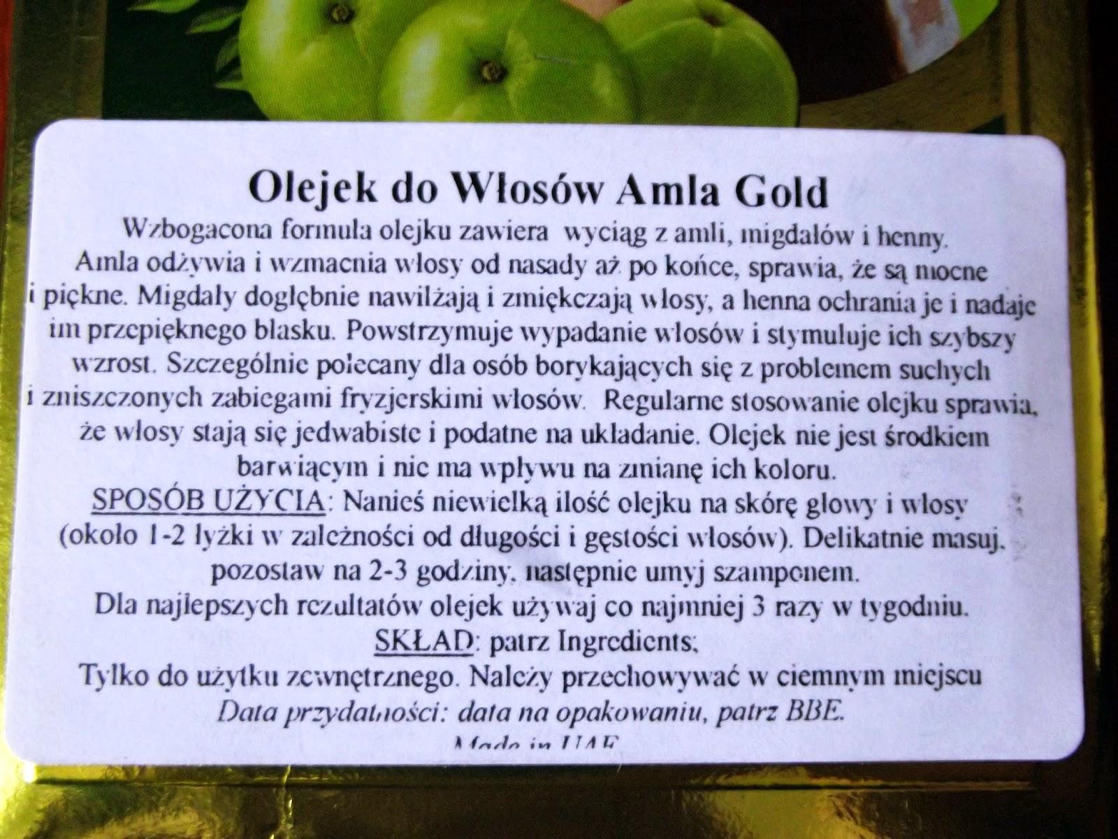 Dabur Amla Gold