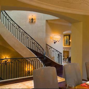 Fotos de escaleras septiembre 2013 - Barandillas de forja para escaleras de interior ...
