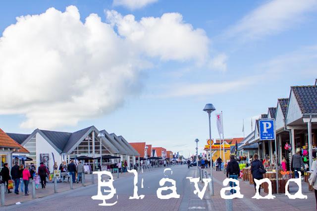 Amalie loves Denmark Blåvand, Dänemark