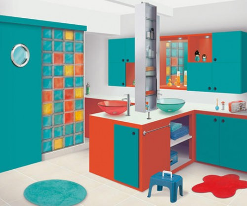 15 happy children bathroom ideas modern house plans designs 2014 - Kids bathroom design ...