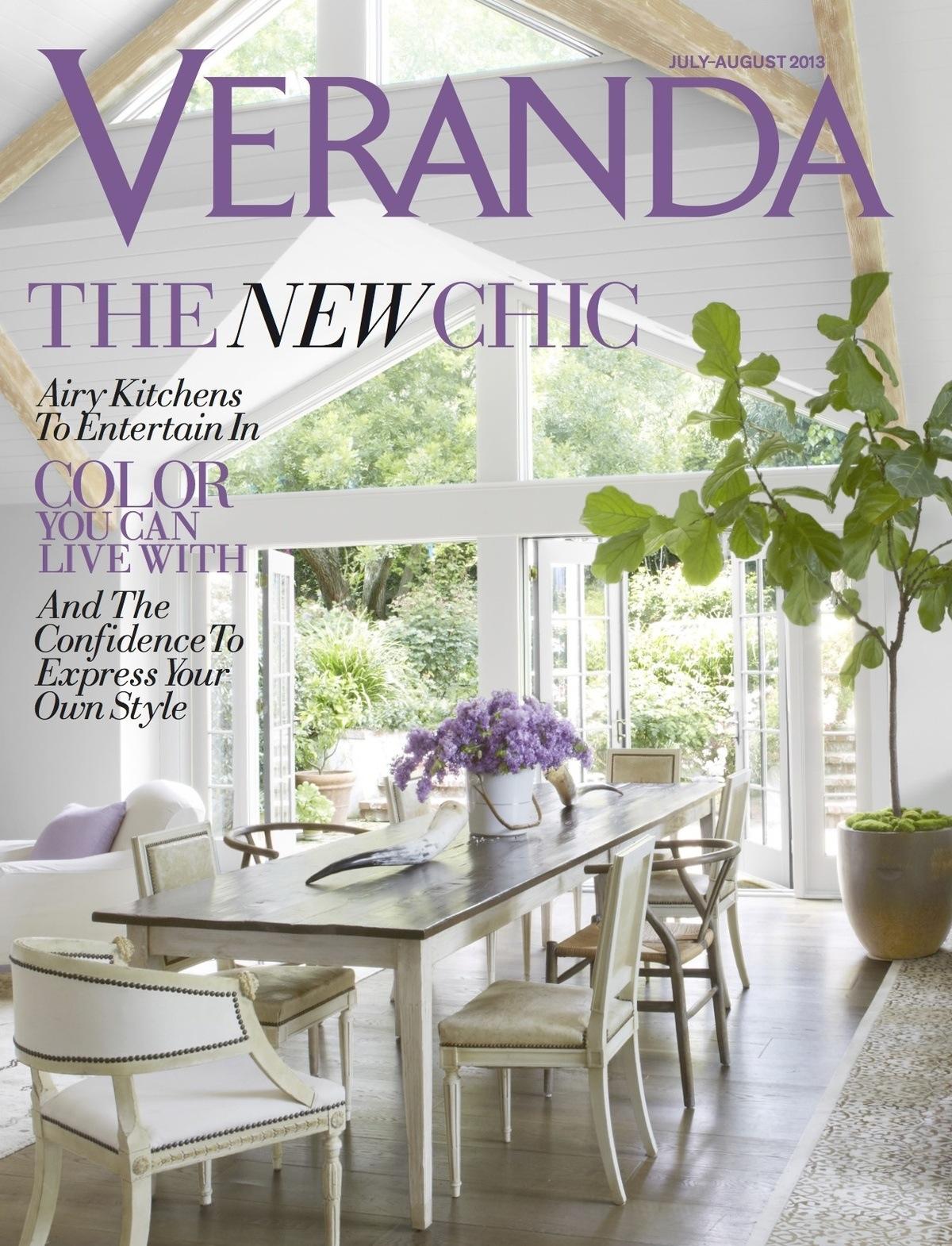 Pop!: Spotlight: Veranda Magazine