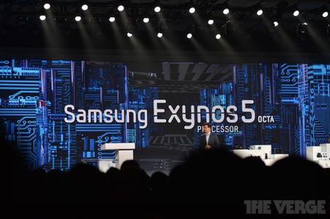 Samsung, Exynos, Samsung Exynos, Exynos 5 Octa, Samsung Exynos 5 Octa