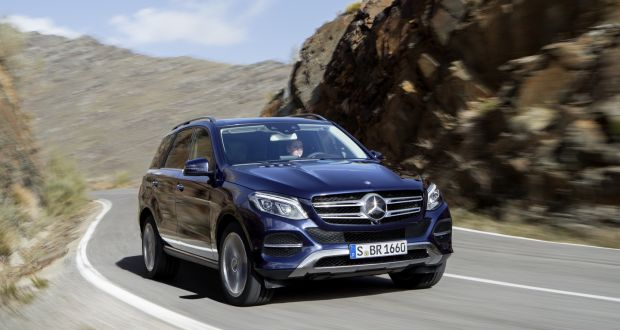 Road Test: Mercedes GLE 250d boxes clever
