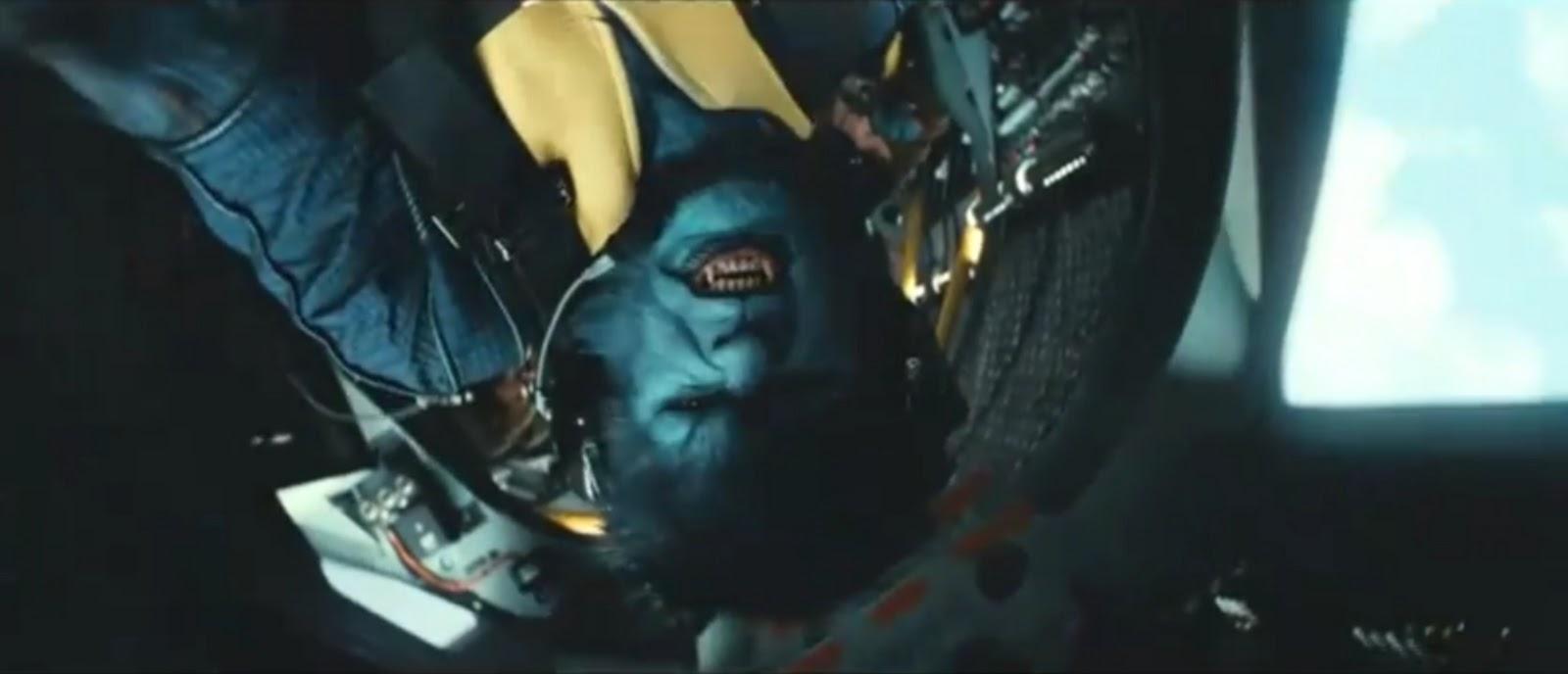 Russian 'X-Men: First Class'