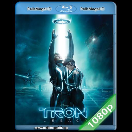 TRON: LEGACY (2010) 1080P HD MKV ESPAÑOL LATINO