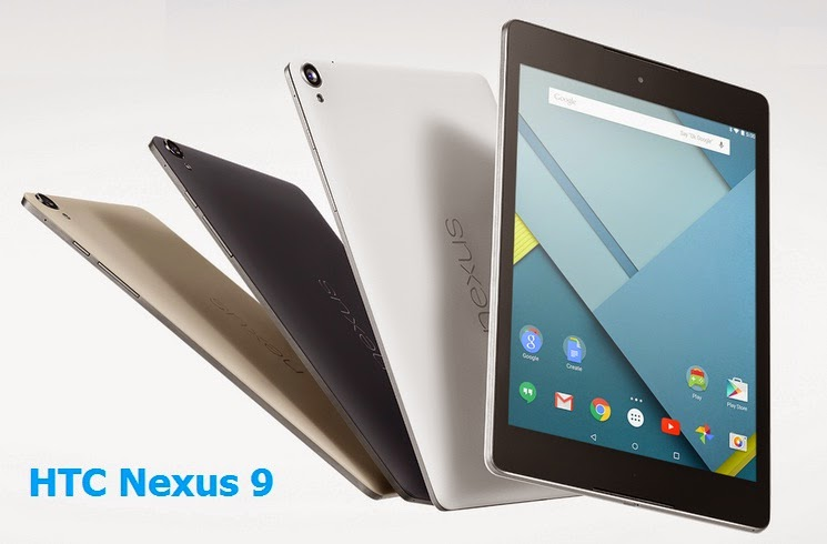 """انفوجرافيك"" مواصفات وأسعار اللوحي (تابلت) نيكسوس HTC Nexus 9"