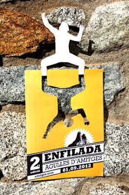 Cartel Enfilada
