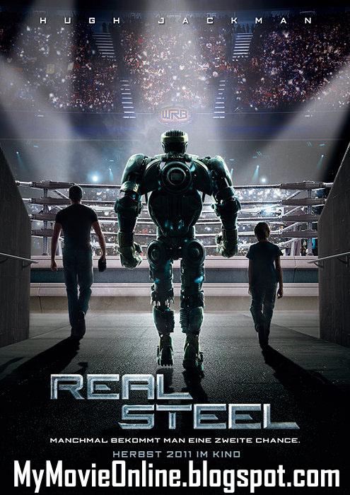 Real Steel 2011 Online